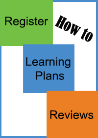 Learning Plans and Reviews