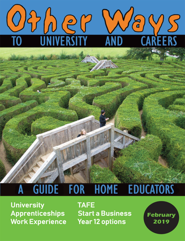 Other Ways to Uni and Careers