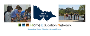 HEN Families with Teens Victoria
