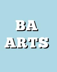 BA Arts alumni
