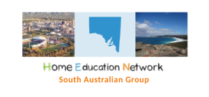 HEN South Australian Group banner